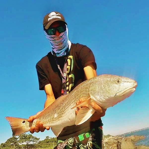 Life List Red drum catch