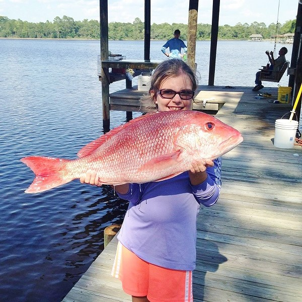 Life List Red snapper catch